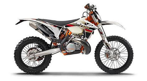 Ktm Exc 125 Top Speed 2013 Ktm 125 Exc Six Days Review Top Speed