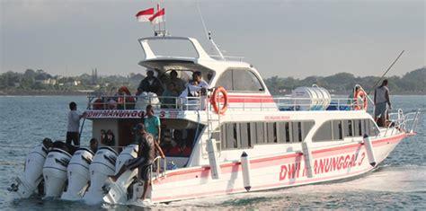 boat dwi manunggal dwi manunggal speed boat nusa penida fast boat to sanur