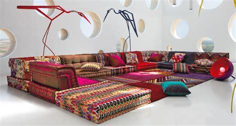 orientalische sofa jelirad mah jong sofa hans hopfer