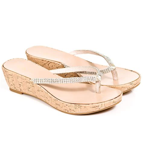 gold low wedge sandals daniel shelby women s low wedge sandal