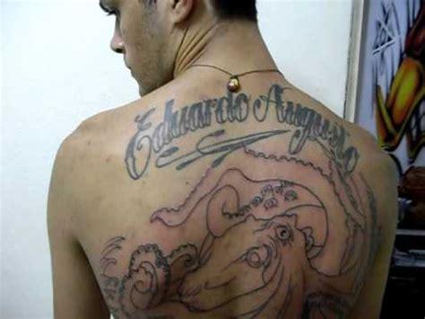 bigfoot silva tattoo moicano polvo gigante 1 sess 227 o de tra 231 o