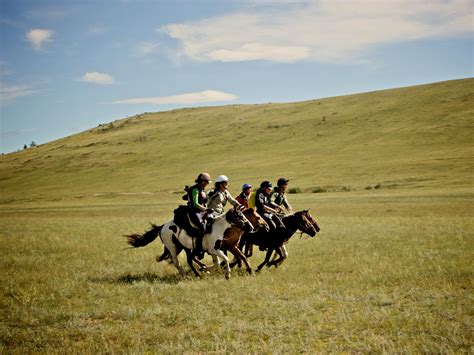 worlds toughest horse race retraces genghis khans postal