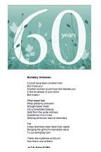 60th wedding anniversary poems for grandparents d n sutton poet visionary