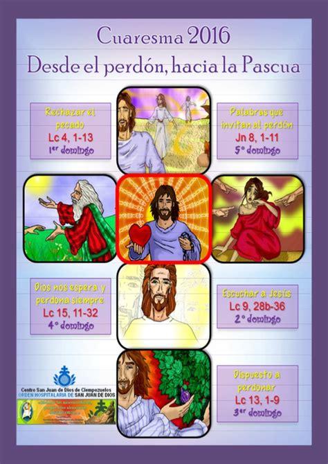 Calendario A C Desde El Perdon Hacia La Pascua Cuaresma 2016 Ciclo C