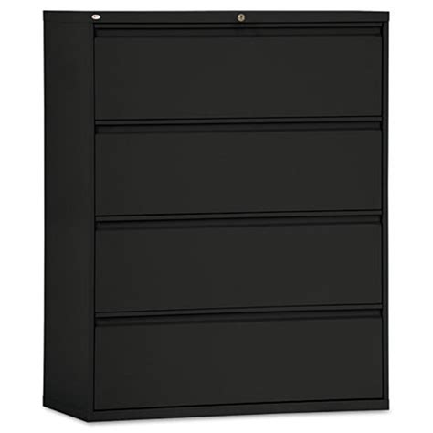 1 Drawer Lateral File Cabinet Four Drawer Lateral File Cabinet 42w X 53 1 4h Ultimate