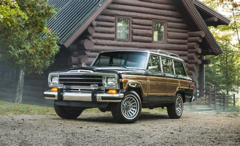 Jeep Grand Wagoner Jeep S Range Topping Grand Wagoneer Could Nudge 140k