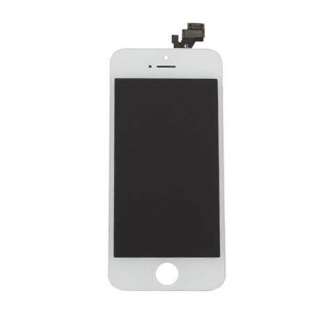 Lcd Iphone 5g iphone 5g lcd display assembly white refurbished minpex