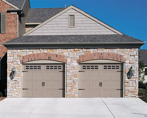Garage Door Designs Carriage Style Garage Doors Carroll Garage Doors