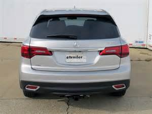 Tow Hitch For Acura Mdx Draw Tite Trailer Hitch For Acura Mdx 2014 75806