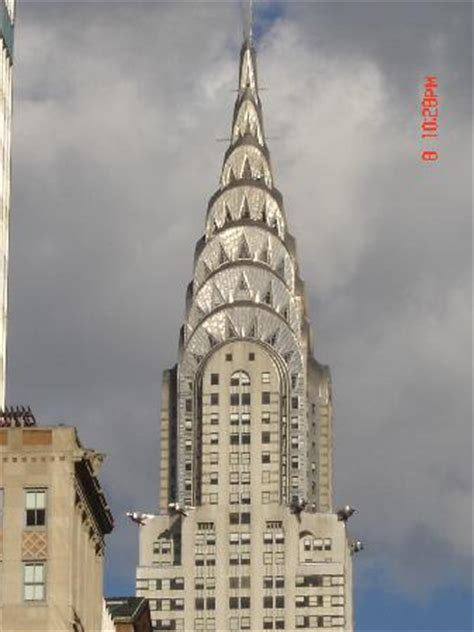 When Was The Chrysler Building Built by Il Palazzo Triangolare Foto Di New York City New York