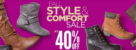 Payless Fall Sale by Rise And Shine September 23 Granola Stride