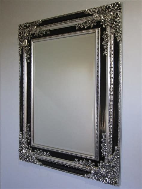 The Mirror by Royal Ornate Mirror 1300 X 1000 Freestyle Mirrors