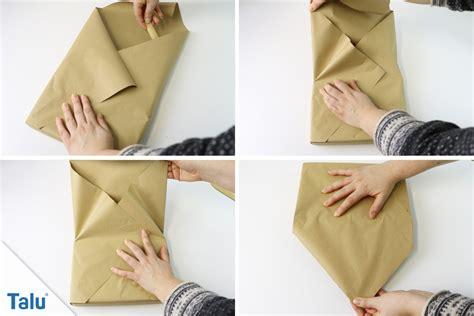 Als Geschenk Einpacken by Weihnachtsgeschenke Verpacken Anleitung Tipps Zum