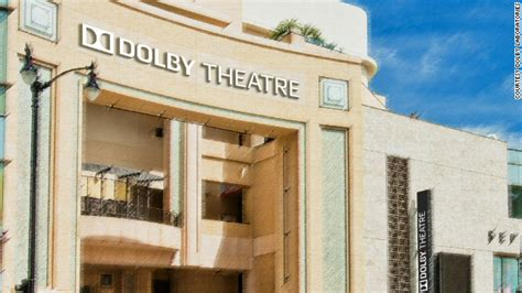 Im In Los Angeles For The Oscars by Oscars Home Gets New Name Dolby Theatre Cnn