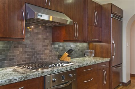 houzz kitchen tile backsplash love the grey backsplash tile where can i find it