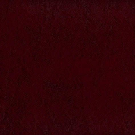 Burgundy Leather by Burgundy Vinly Faux Leather Fabric Upholstery Tequila Ruby