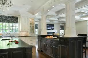 Houzz White Kitchen Cabinets black and white kitchen cabinets contemporary kitchen
