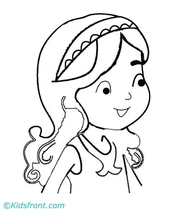 sister coloring pages printable
