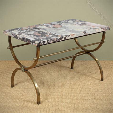 Antiques Atlas Mid Century Marble Top Coffee Table Antique Marble Top Coffee Table