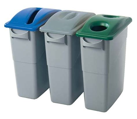 rubber st storage containers slim jim recycle bins lid waste storage bins rubber made
