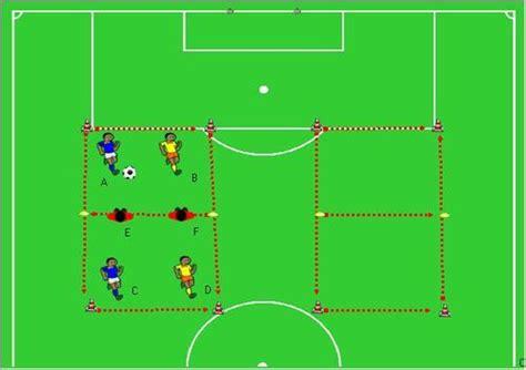 seduta allenamento giovanissimi tutto il calcio di una vita tipica seduta di allenamento