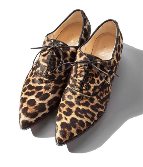 animal print oxford shoes animal print oxford shoes 28 images animal print