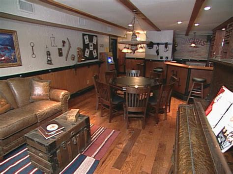 old west home decor basement design ideas pictures and videos hgtv