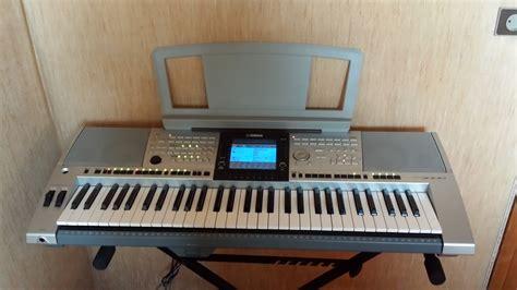 Keyboard Yamaha Psr 3000 yamaha psr 3000 image 1415978 audiofanzine