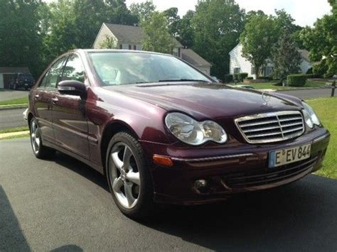 how to work on cars 2006 mercedes benz clk class on board diagnostic system find used 2006 mercedes benz c280 4matic sedan in douglassville pennsylvania united states