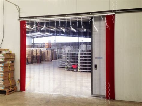 refrigerator curtain vlp flexibele afscheidingen
