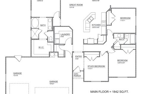 choosing your floor plan