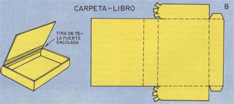 como hacer una carpeta de carton manualidades como hacer una carpeta imagui