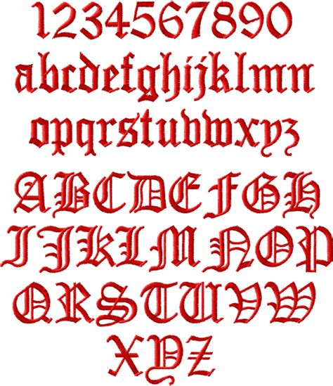 english design font download old english alphabet