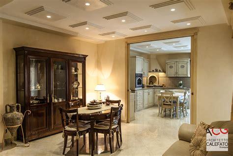 cucina soggiorno unico ambiente classico top cucina
