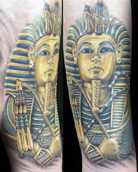king tut tattoo 60 king tut designs for ink ideas