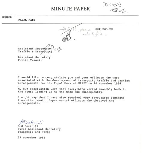 thank you letter to for his visit previous find of the month 11 2012 archivesact
