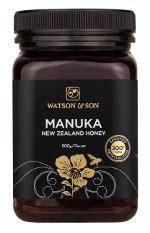 Watson Honey Manuka Honey 10 500g watson 10 manuka honey 500g