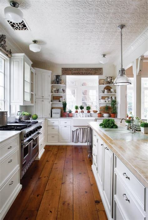 kitchen flooring ideas casual cottage 5 ways to design a traditional kitchen old house online