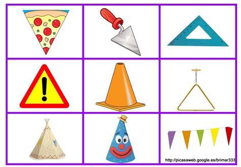 figuras geometricas triangulares educaci 243 infantil brimar joc de les formes