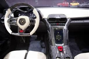Lamborghini Interior Pictures Cars Lamborghini Urus Concept Interior Wallpaper Inside