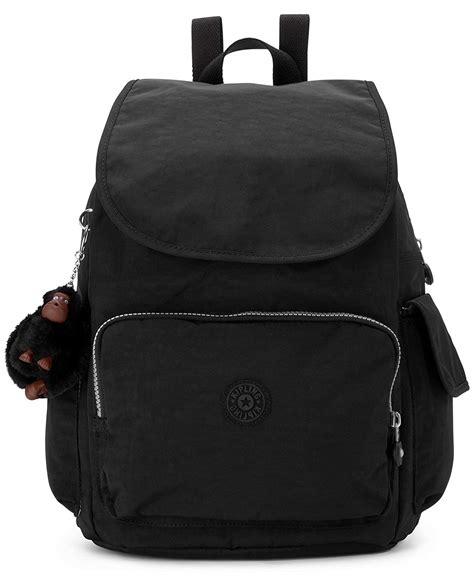 Backpack Kipling kipling ravier plus backpack school black