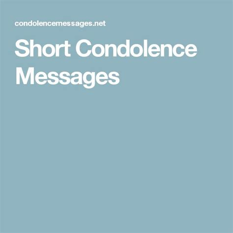 card and messages best 25 condolence message ideas on