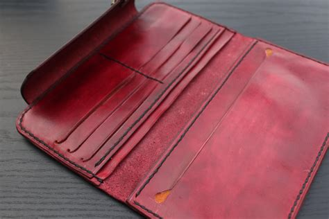 Handmade Womens Leather Wallets - leather wallet personalized leather wallet