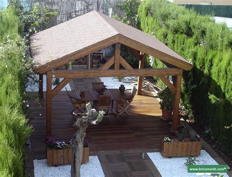 gazebo 2x2 economico precios pergola madera