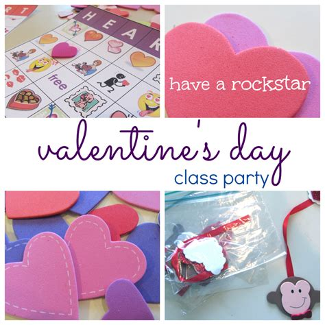 valentines class how to throw a rockstar s day class