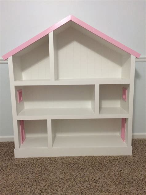 dolls house plan 15 diy dollhouse bookcase plans guide patterns