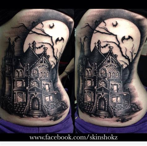 best halloween amp horror tattoos