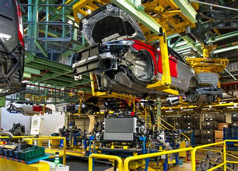 Ford Plant by Ford S Mega Plant Launches S Max Galaxy And