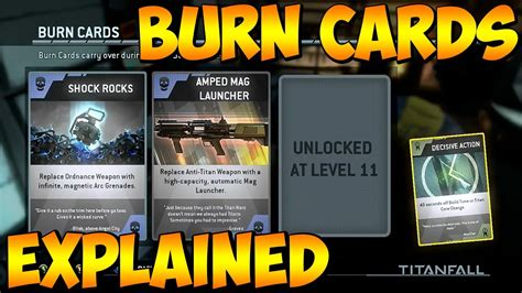titanfall burn card template titanfall quot burn cards explained quot weapons special