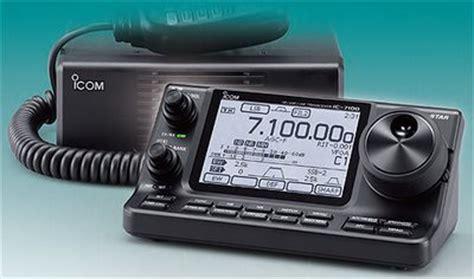transceiver  icom ic   konr radio site
